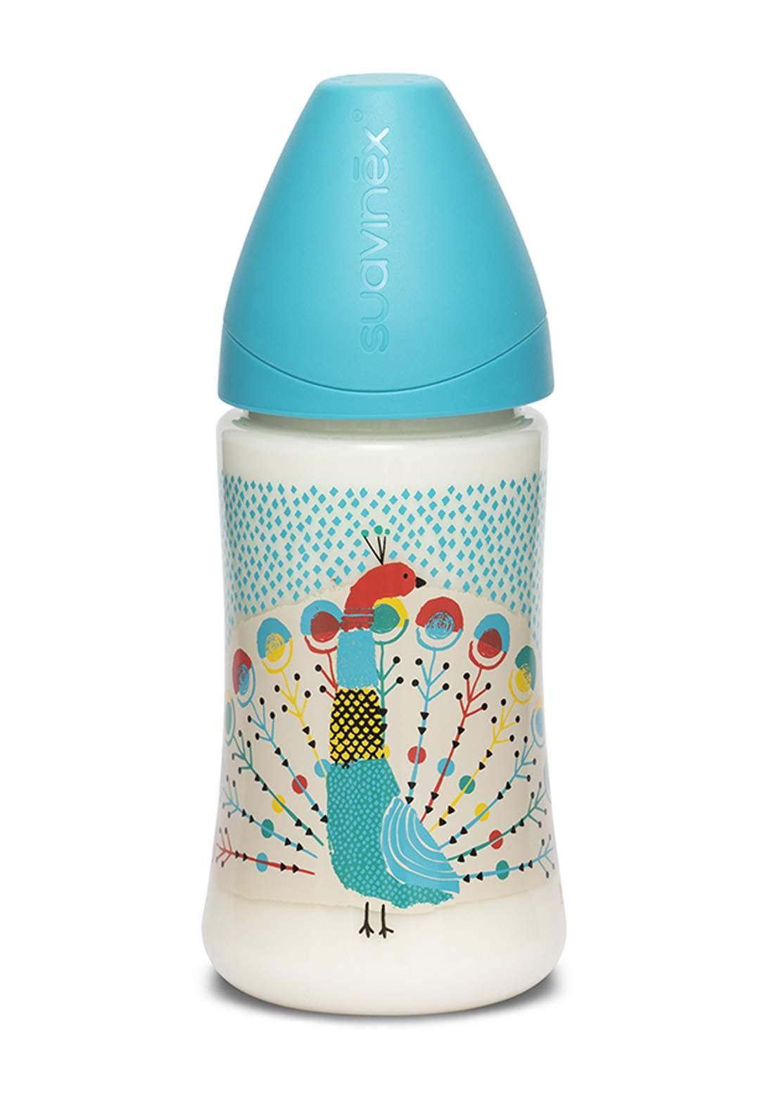 Suavinex Feeding Bottle 270 ml  رضاعة اطفال