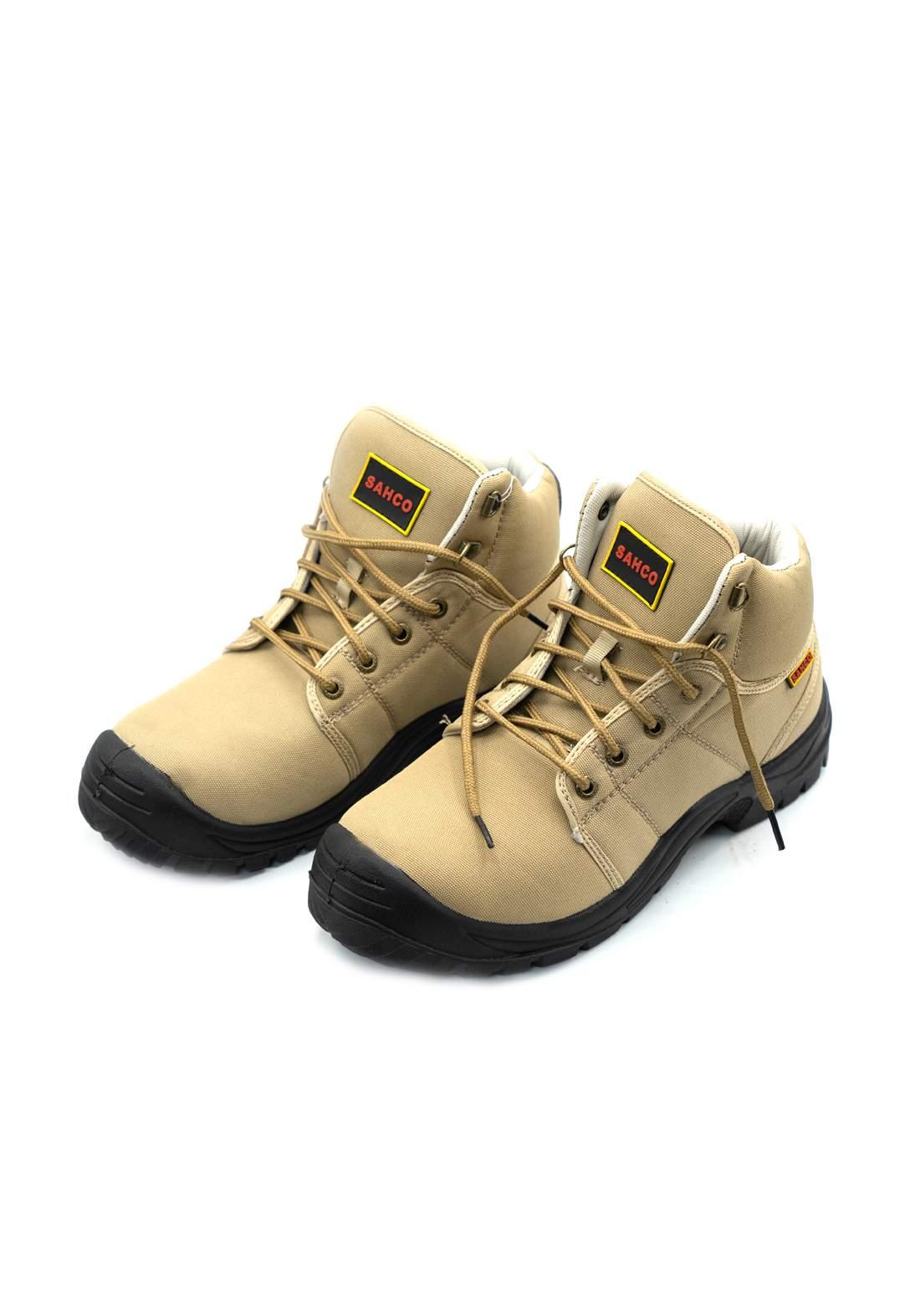 Subul Alhurra Safety Shoes Low Cut Beige حذاء السلامة للعمل