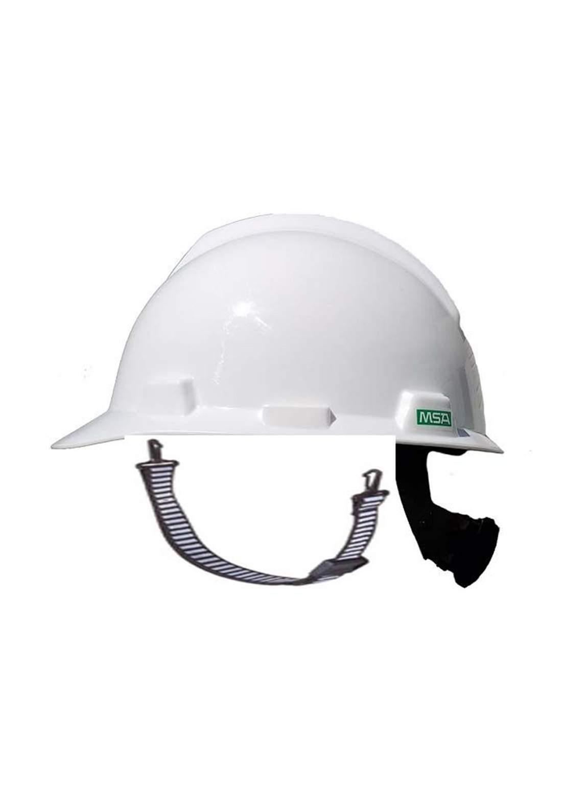 Subul AlHurra Work Helmet خوذة عمل بلون ابيض