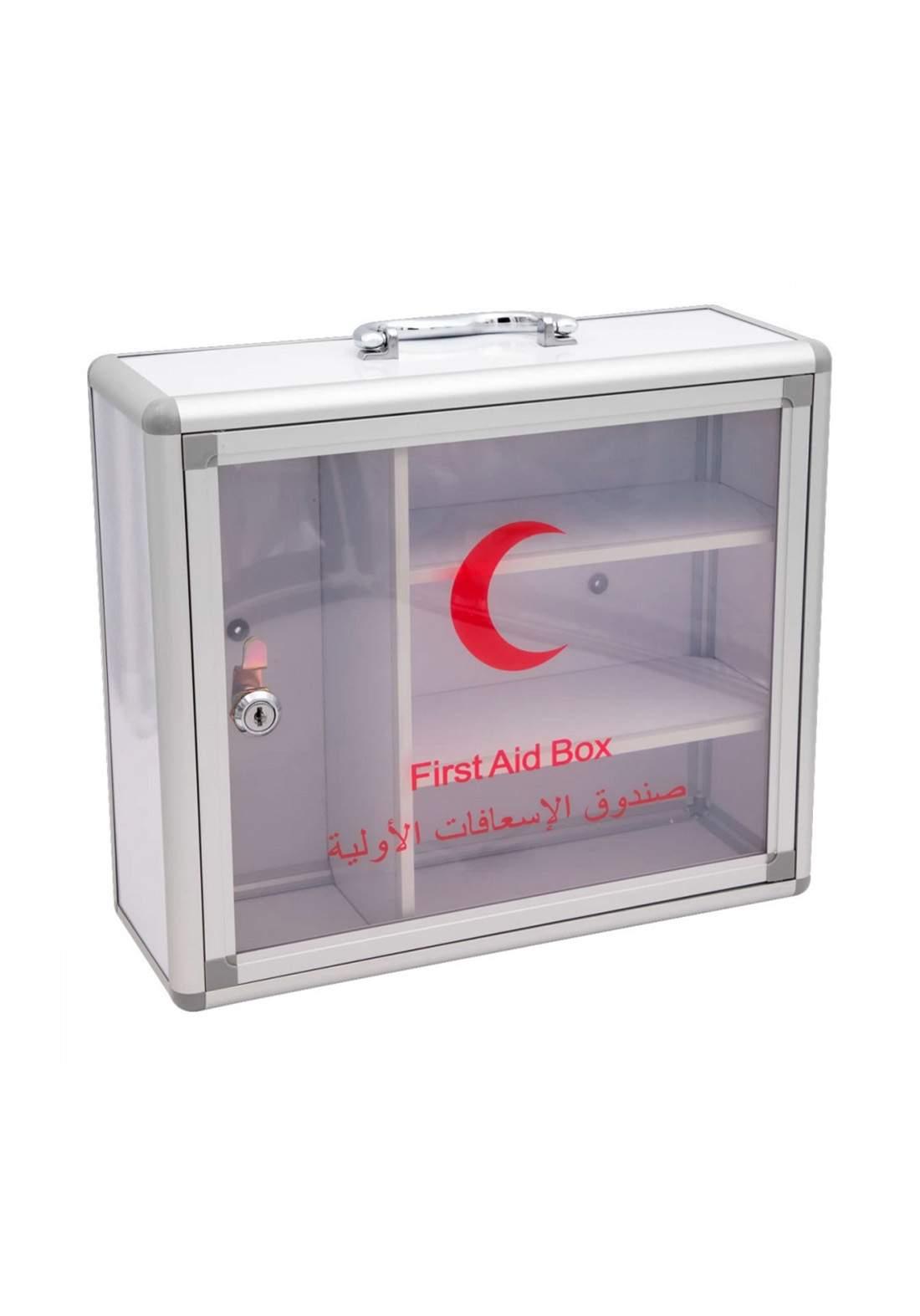 Subul AlHurra First Aid Kit صندوق اسعافات اولية حجم وسط