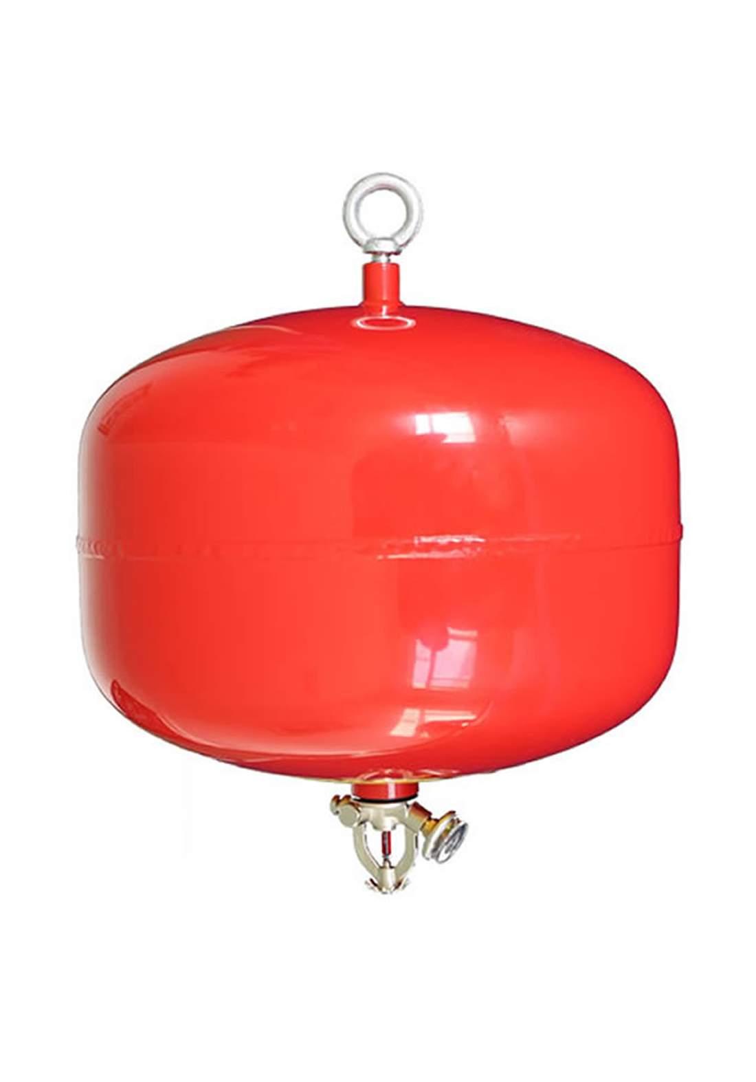 Subul AlHurra Ceiling Fire Extinguisher 6 kg مطفأة حريق سطحية باودر