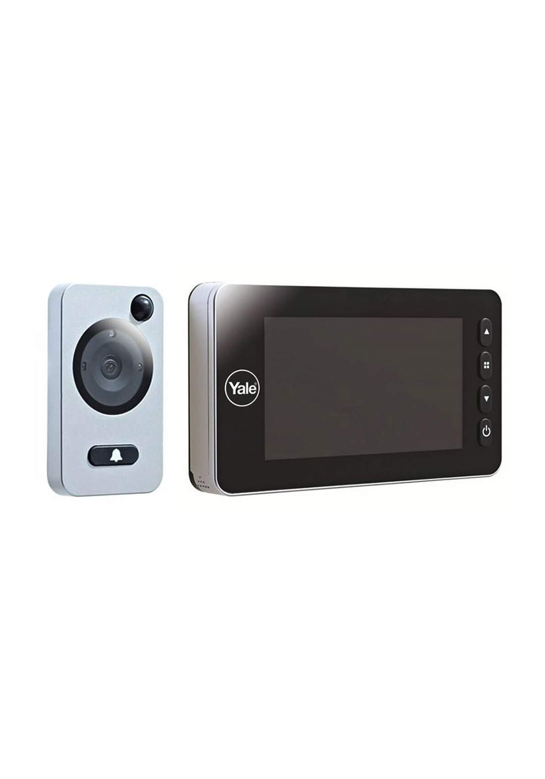 Yale 45-5800-1443-00-60-01 Digital Peephole عين سحرية الكترونية للابواب