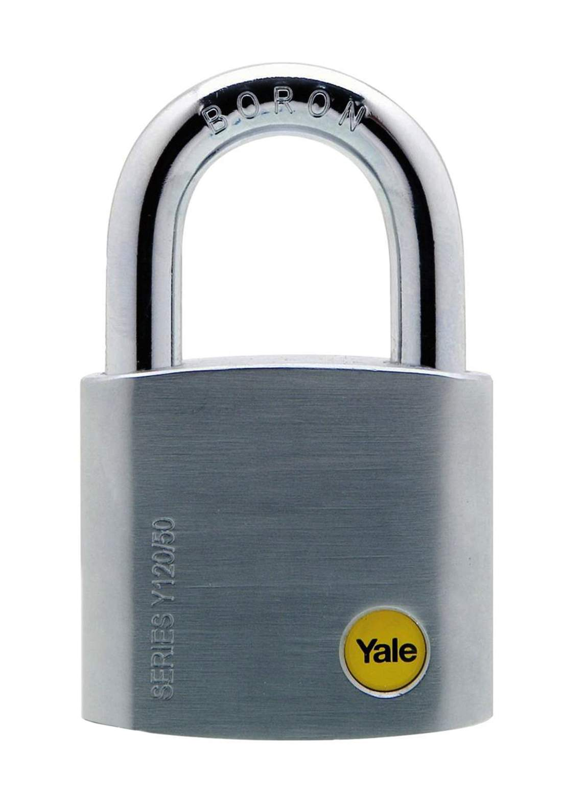 Yale Y120B/70/141/1 Padlock Brass 70 mm قفل للاغراض العامة