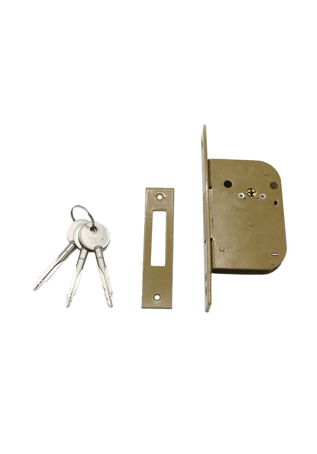 Yale 5630035  Smart Door Lock 35 mm قفل باب مفتاح برينة