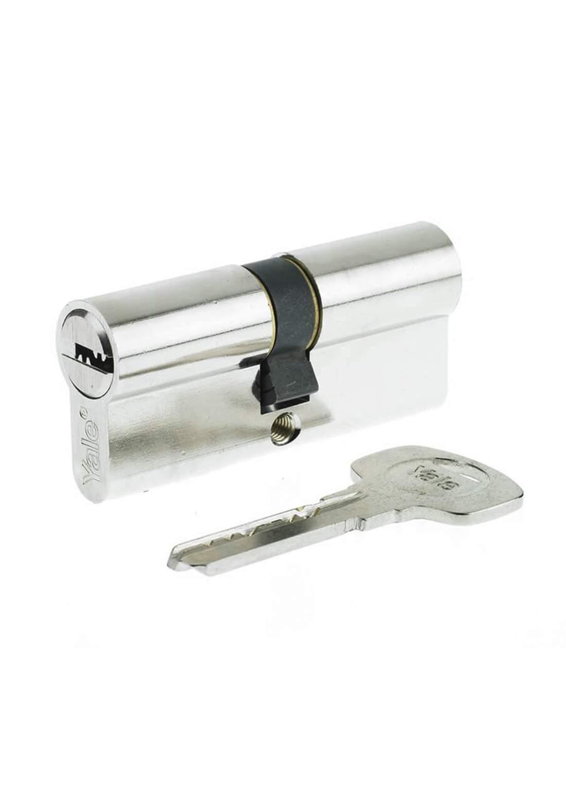 Yale YCY-DK-KK-35-35-NP Nut Machine With 5 Keys   جوزة ماكنة مع 5 مفاتيح حاسبة