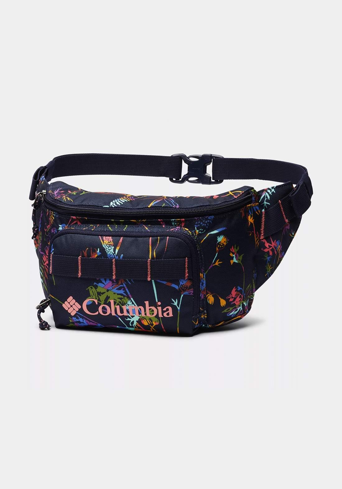 حقيبة ورك برسمات ملونة من Columbia