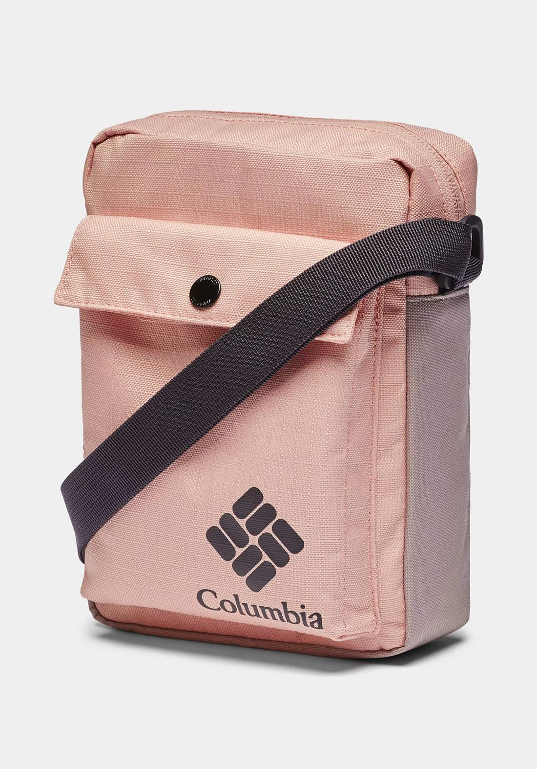 حقيبة جانبية وردية اللون من Columbia