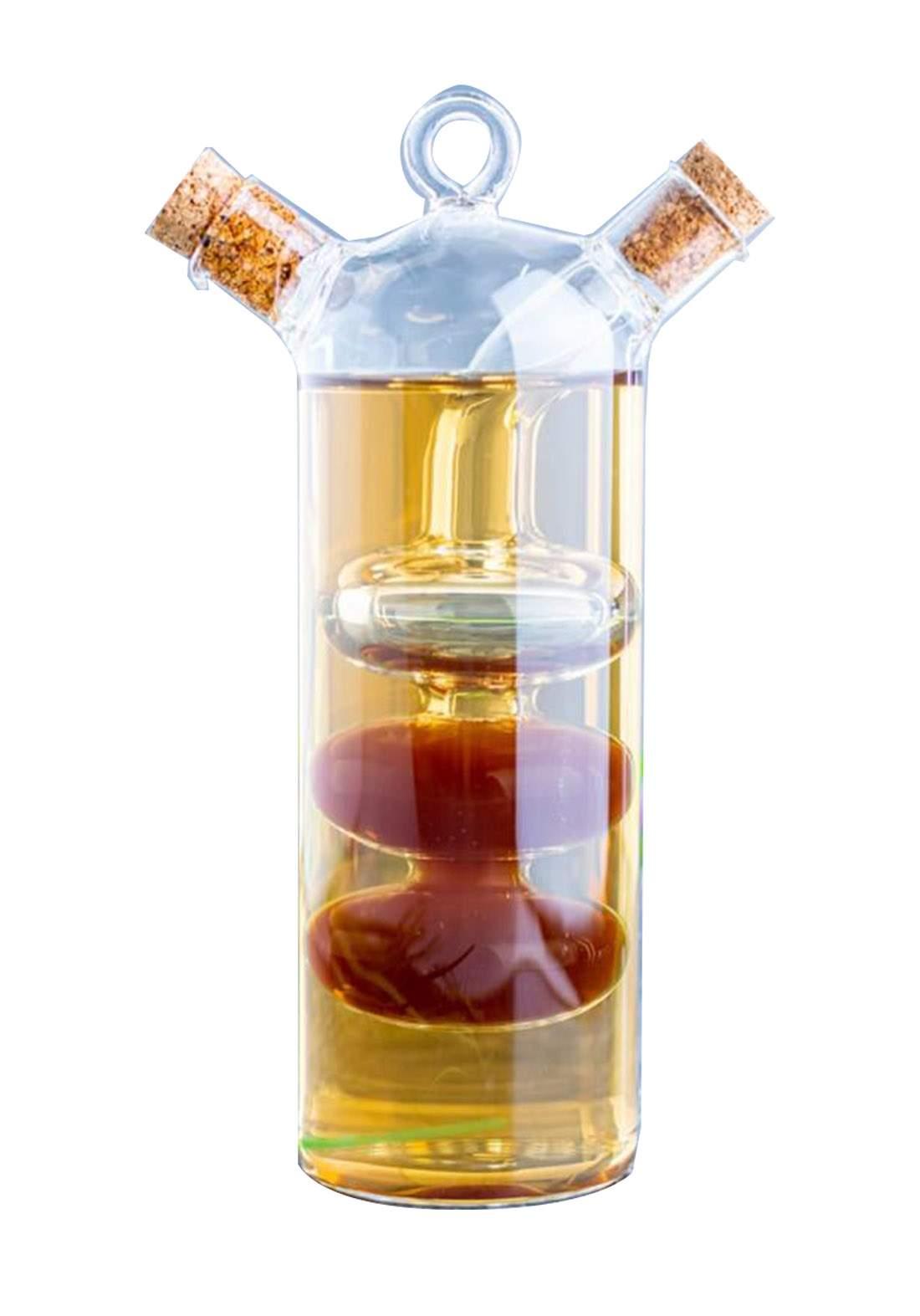 مزيتة زجاجية مزدوجة (5-HK55)