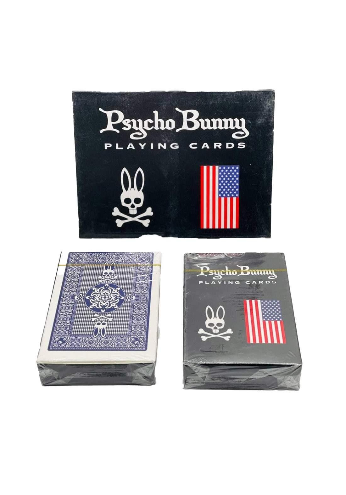 Playing Cards لعبة ورق مزدوج