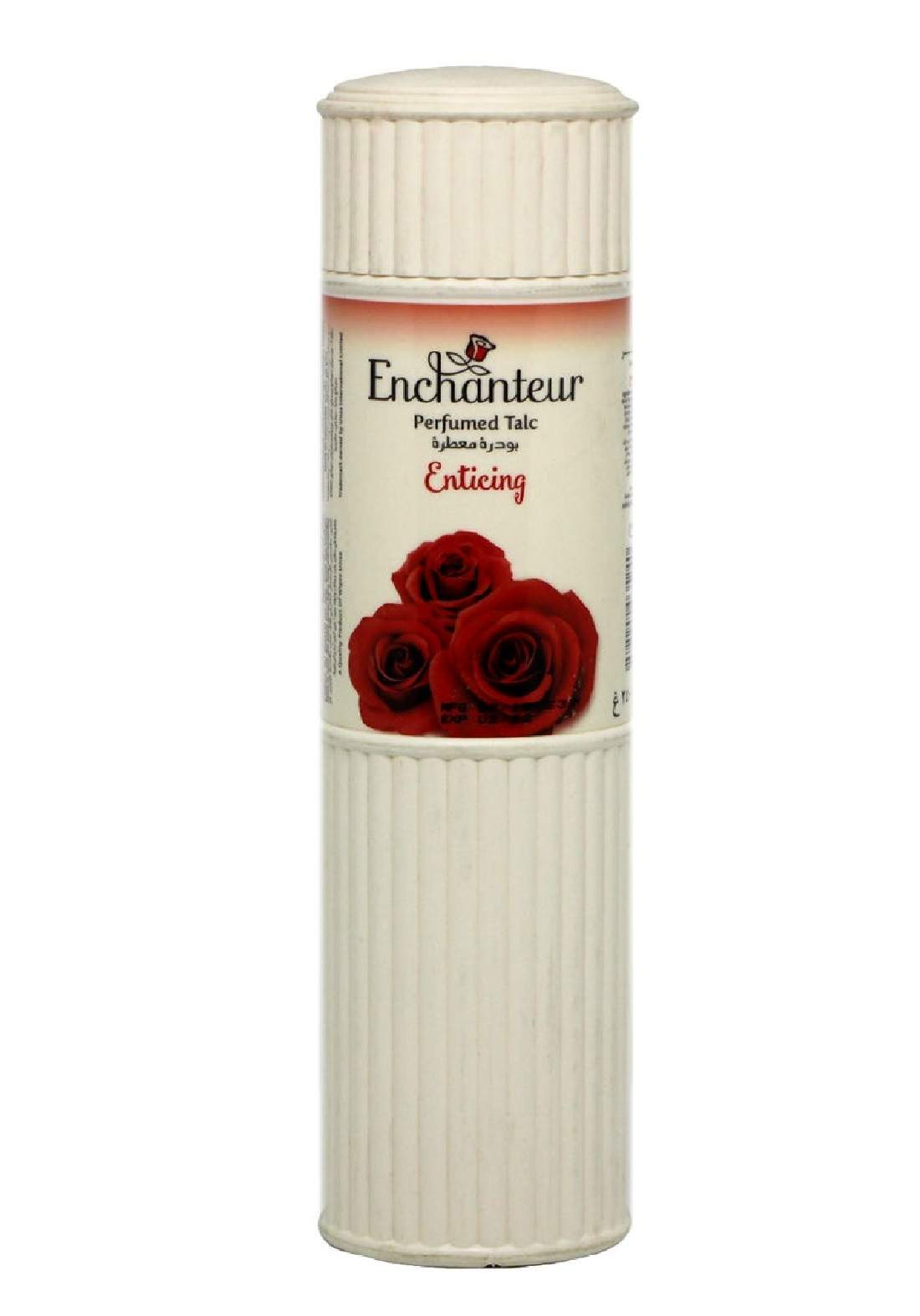 Enchanteur Enticing Perfumed Talc 250g بودرة للجسم