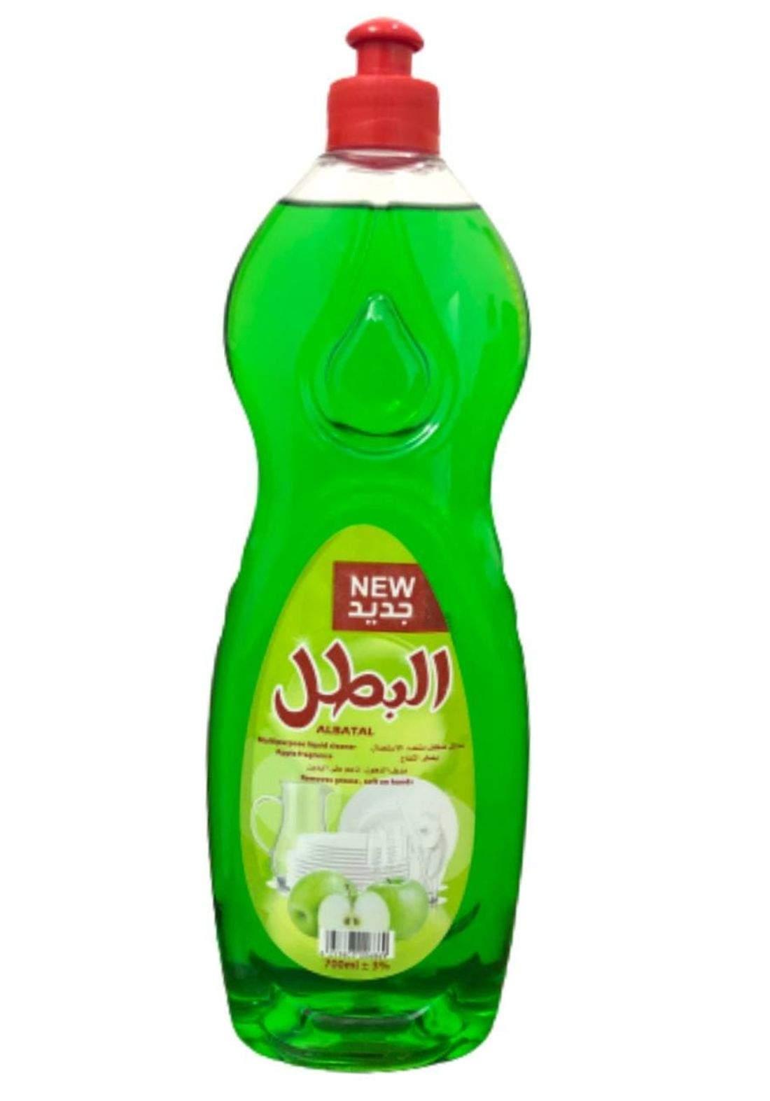 AL-batal  dishwashing liquid 700ml البطل  سائل غسيل الصحون