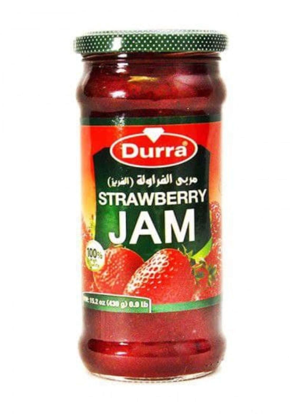 Strawberry jam 430g  مربى الفراولة