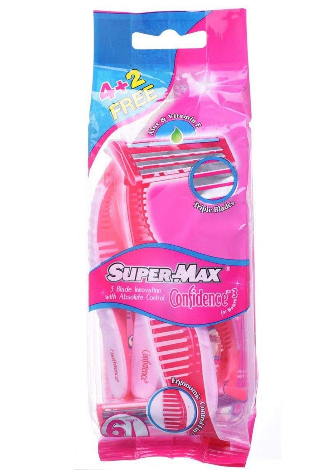 Shaving razors X6 شفرات حلاقة