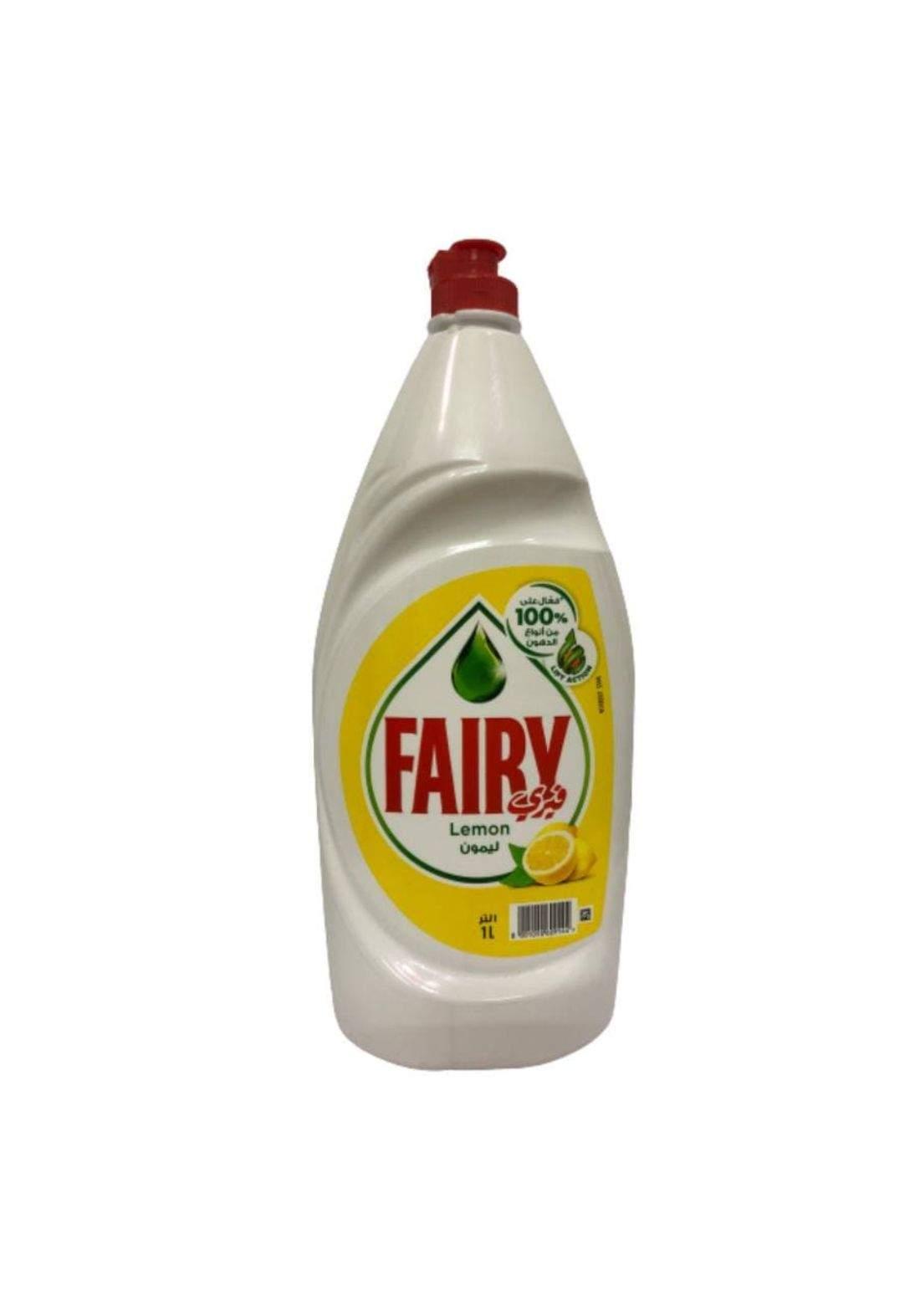 Fairy Dishwashing liquid1L فيري سائل لتنظيف الاواني