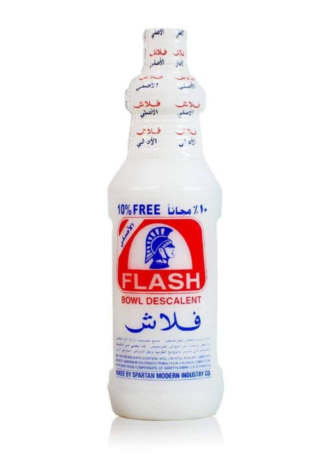 Flash Bathroom cleaner 920ml فلاش منظف حمامات