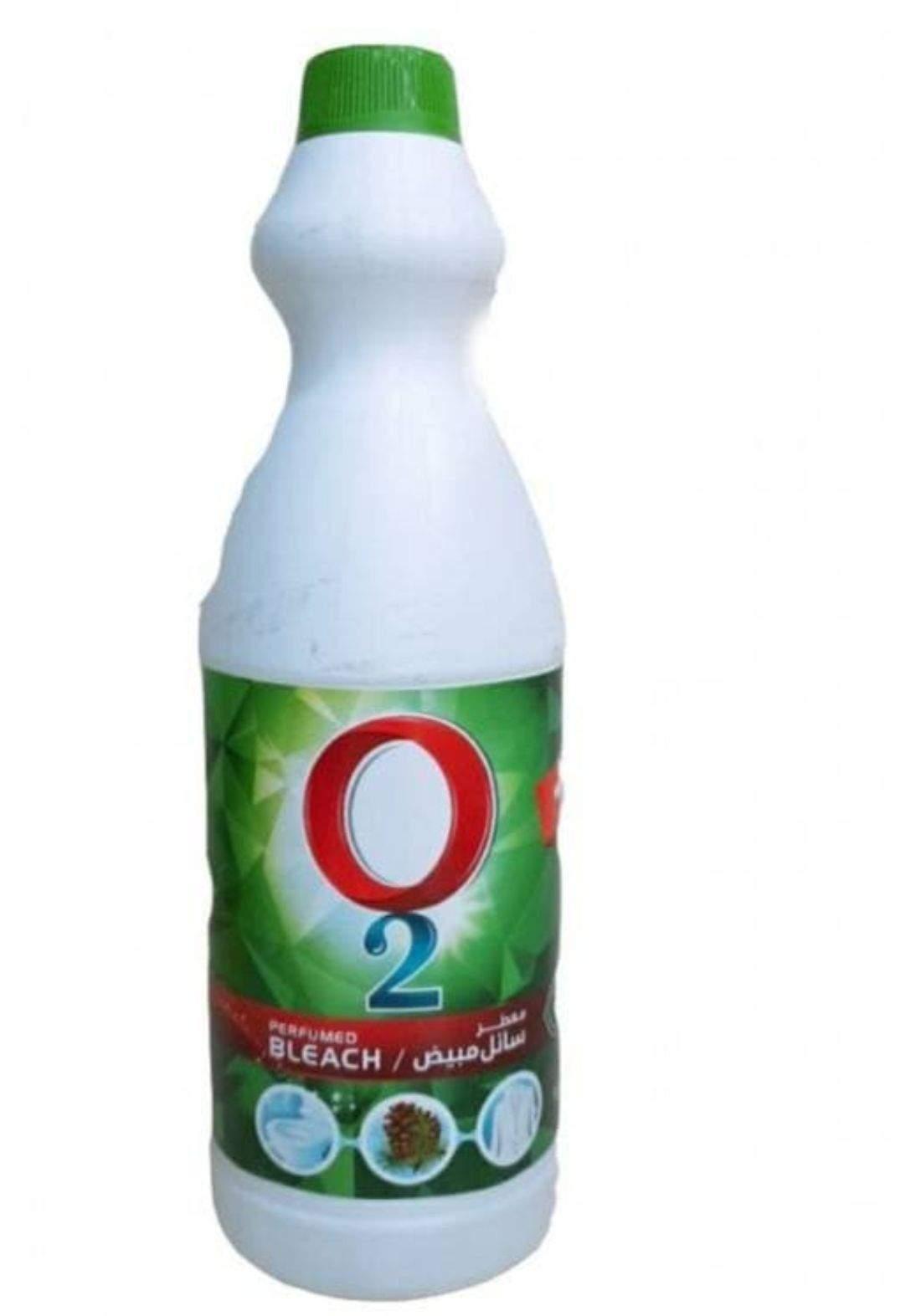 O2 Blech 1L اوتو سائل مبيض