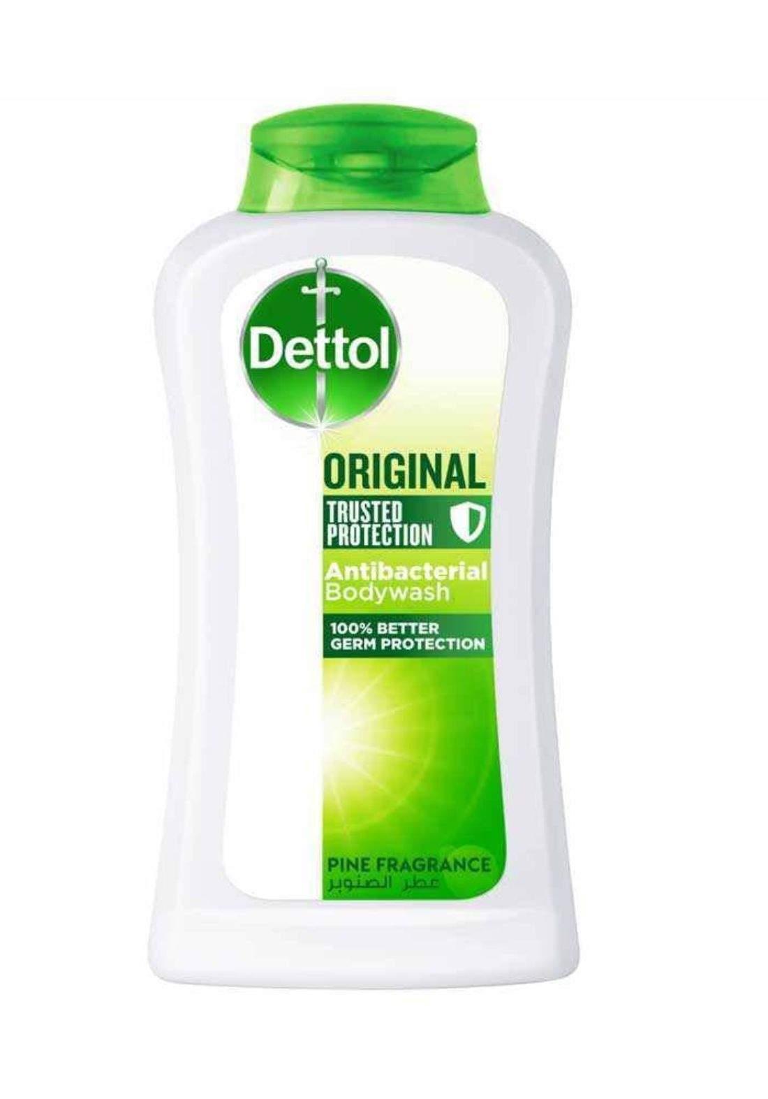 Dettol body wash original 250ml ديتول غسول الجسم