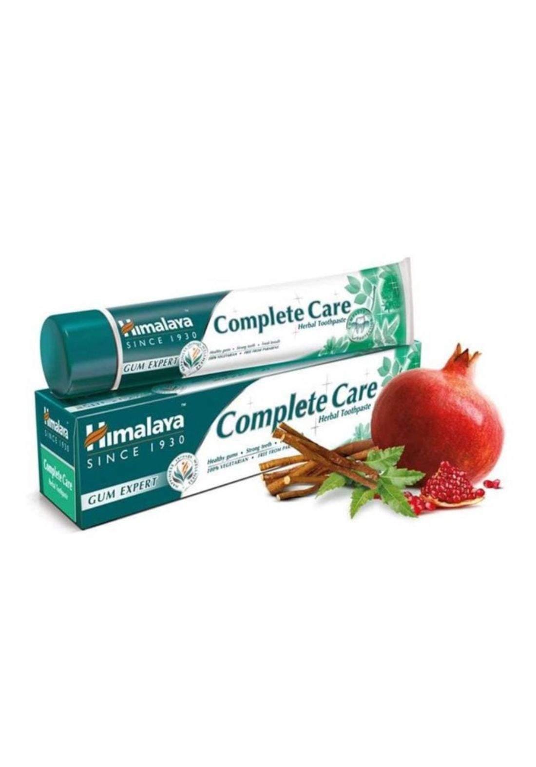 Himalaya herbal fresh tooth paste complete care 100ml معجون اسنان هيمالايا لعناية كاملة