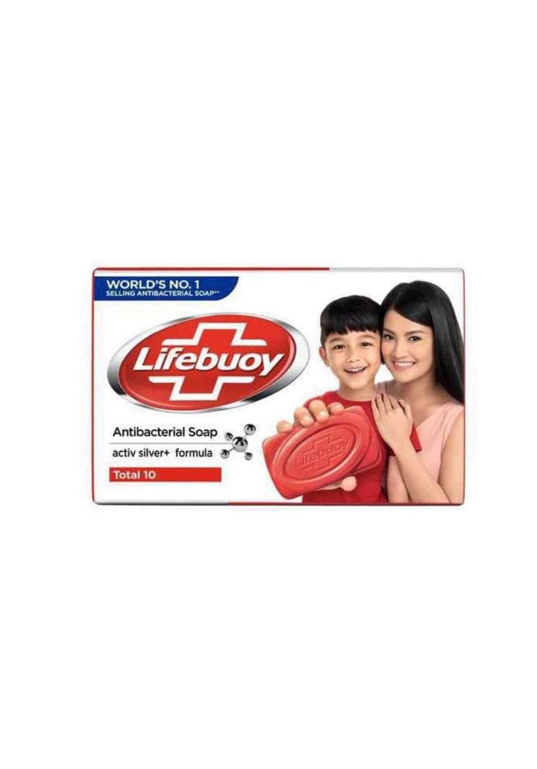 Lifebuoy soap 110g صابون لايف بوي
