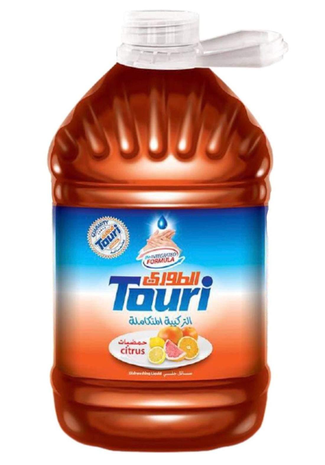 Touri dishwashing liquid 3300ml طوري سائل غسيل الصحون
