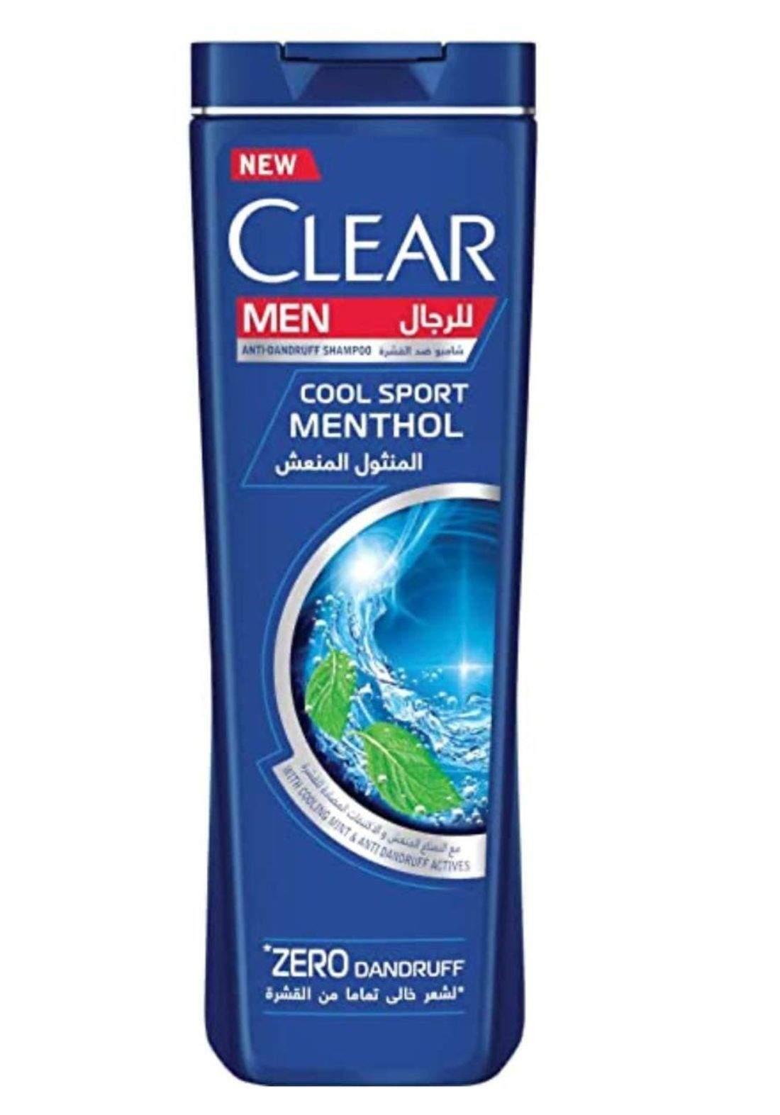 Clear for men shampoo360ml شامبو للرجال كلير