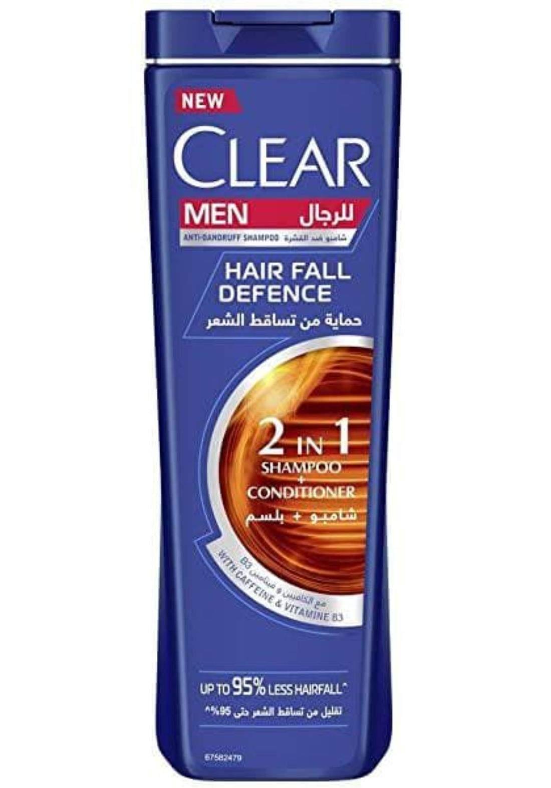 Clear for men shampoo360ml شامبو للرجال
