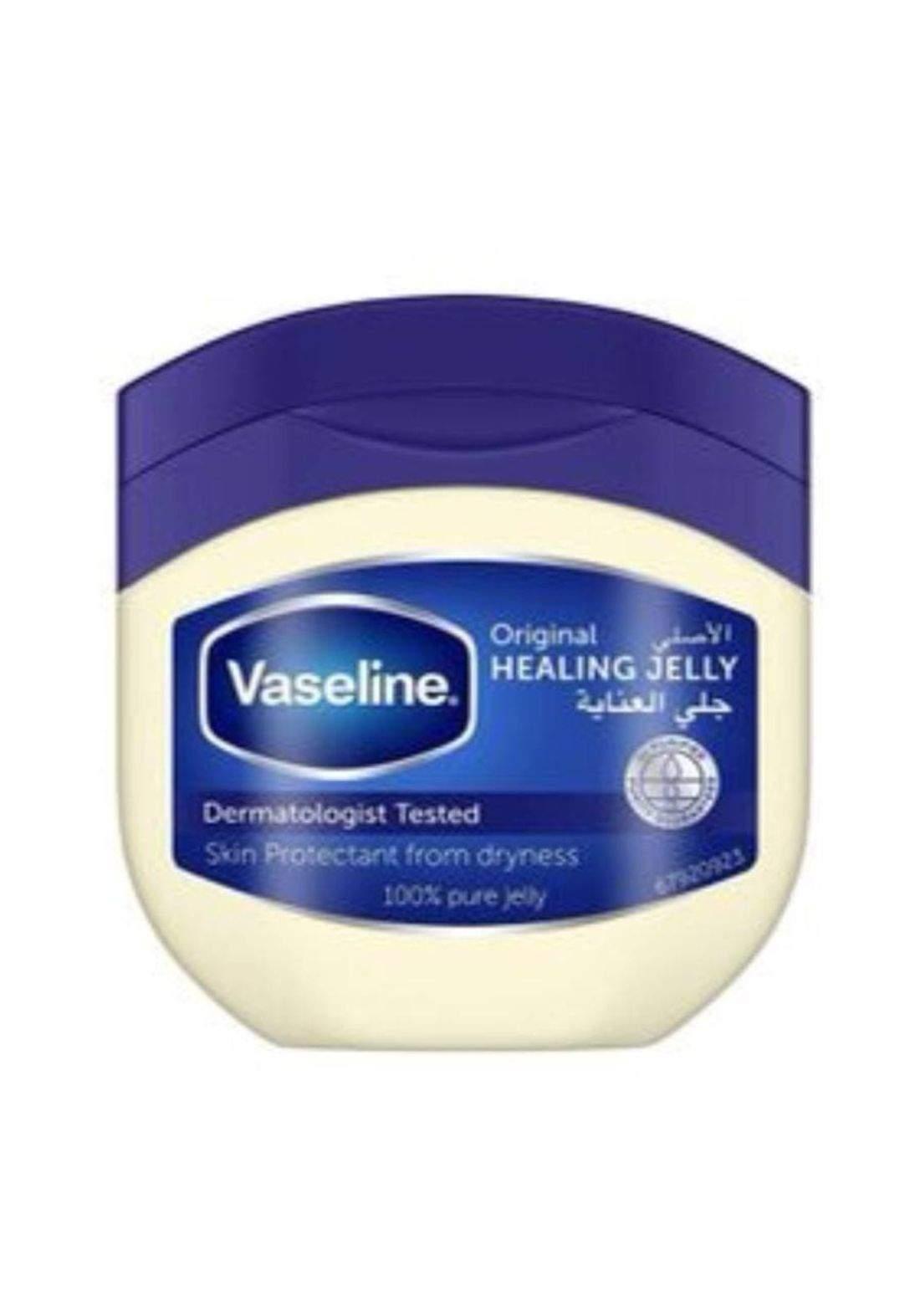 Vaseline healing gelly 100ml فازلين كريم الحماية من الجفاف