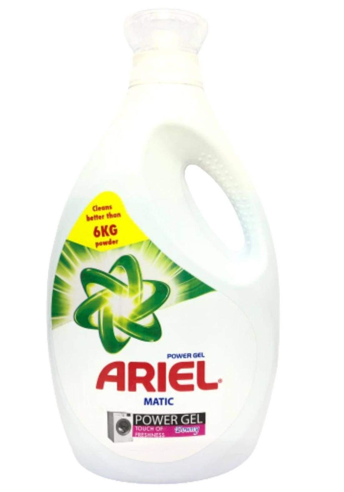 Ariel power gel 3L اريل بور جل