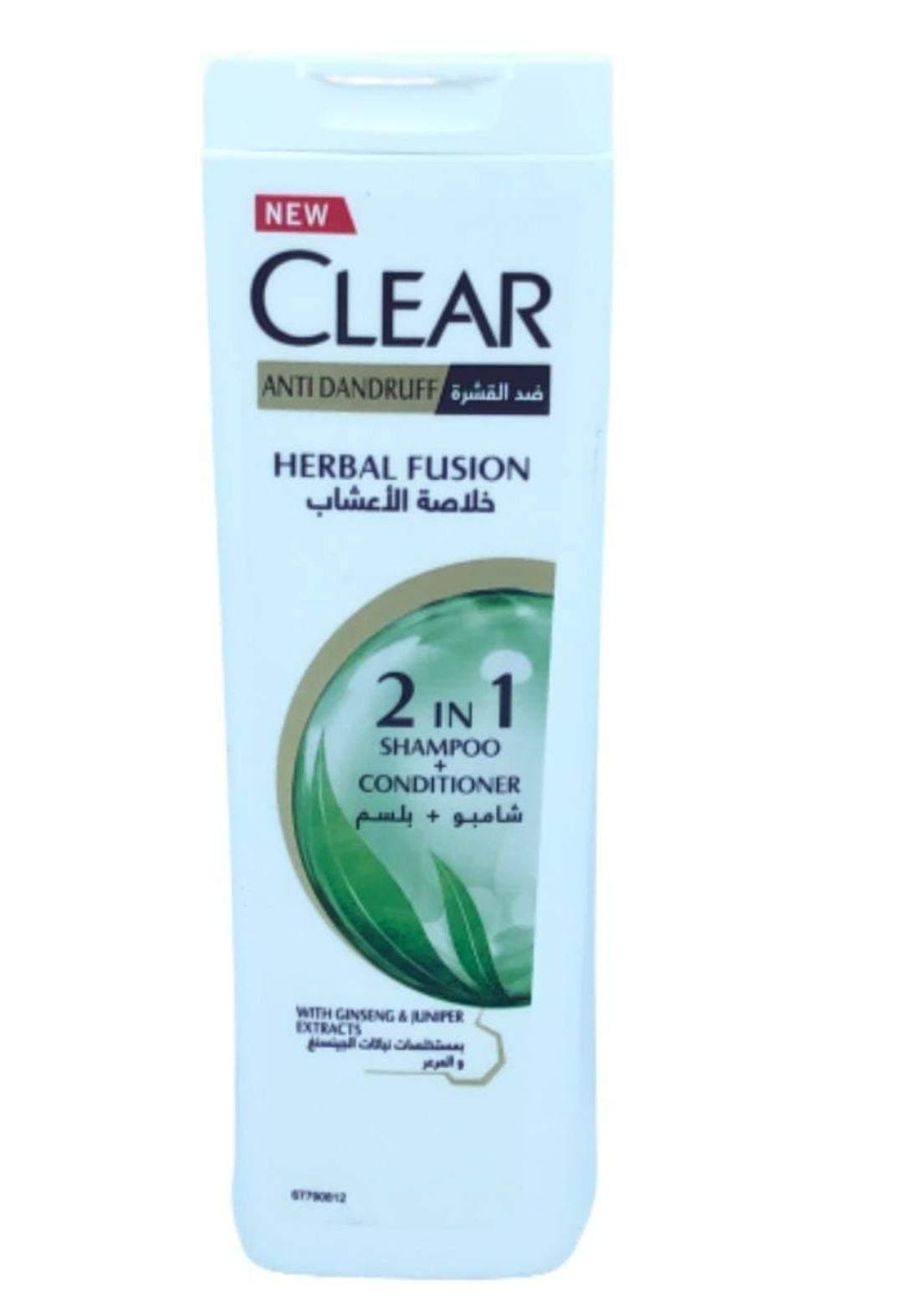 Clear  shampoo360ml شامبو كلير