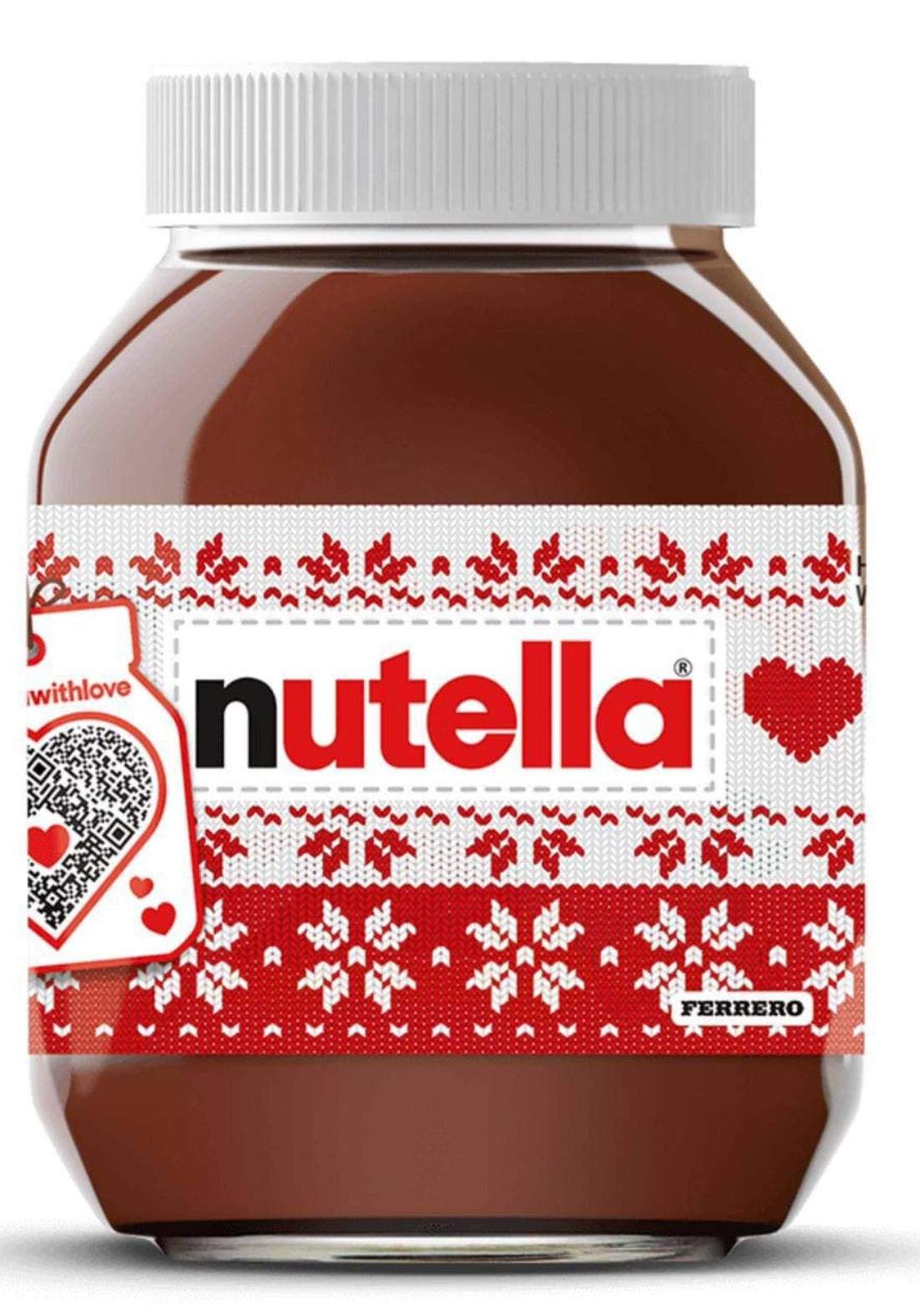 Nutella 750g نوتيلا