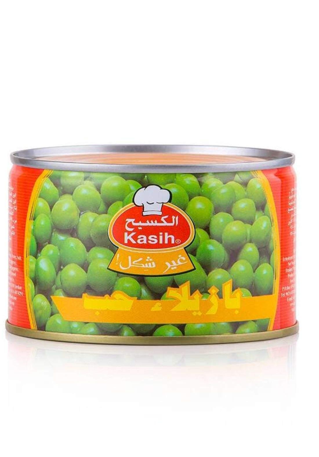 Kasih green peas 400g الكسيح بازلاء حب