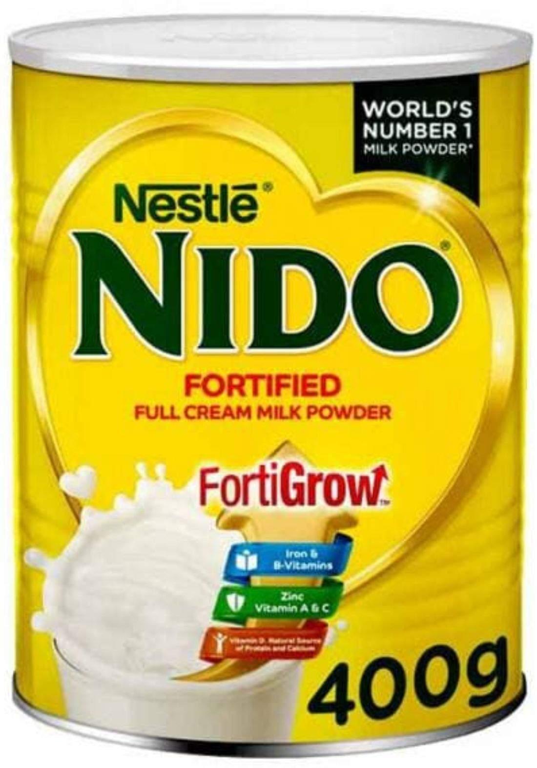Nido milk powder 400g نيدو حليب باودر