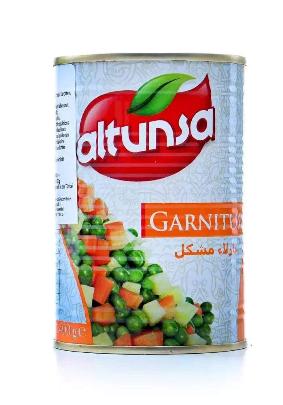 Altunsa garniture 400g التون سا بازلاء مشكل
