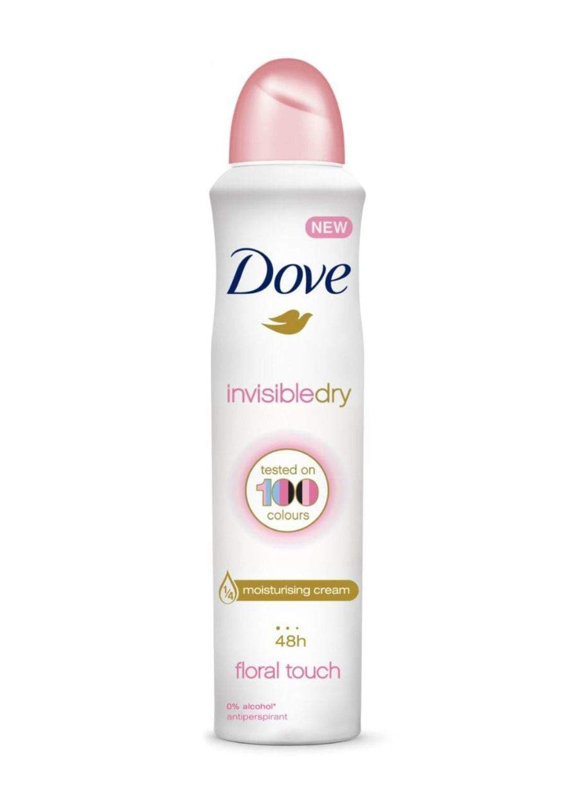Dove invisible care 250ml دوف مضاد تعرق