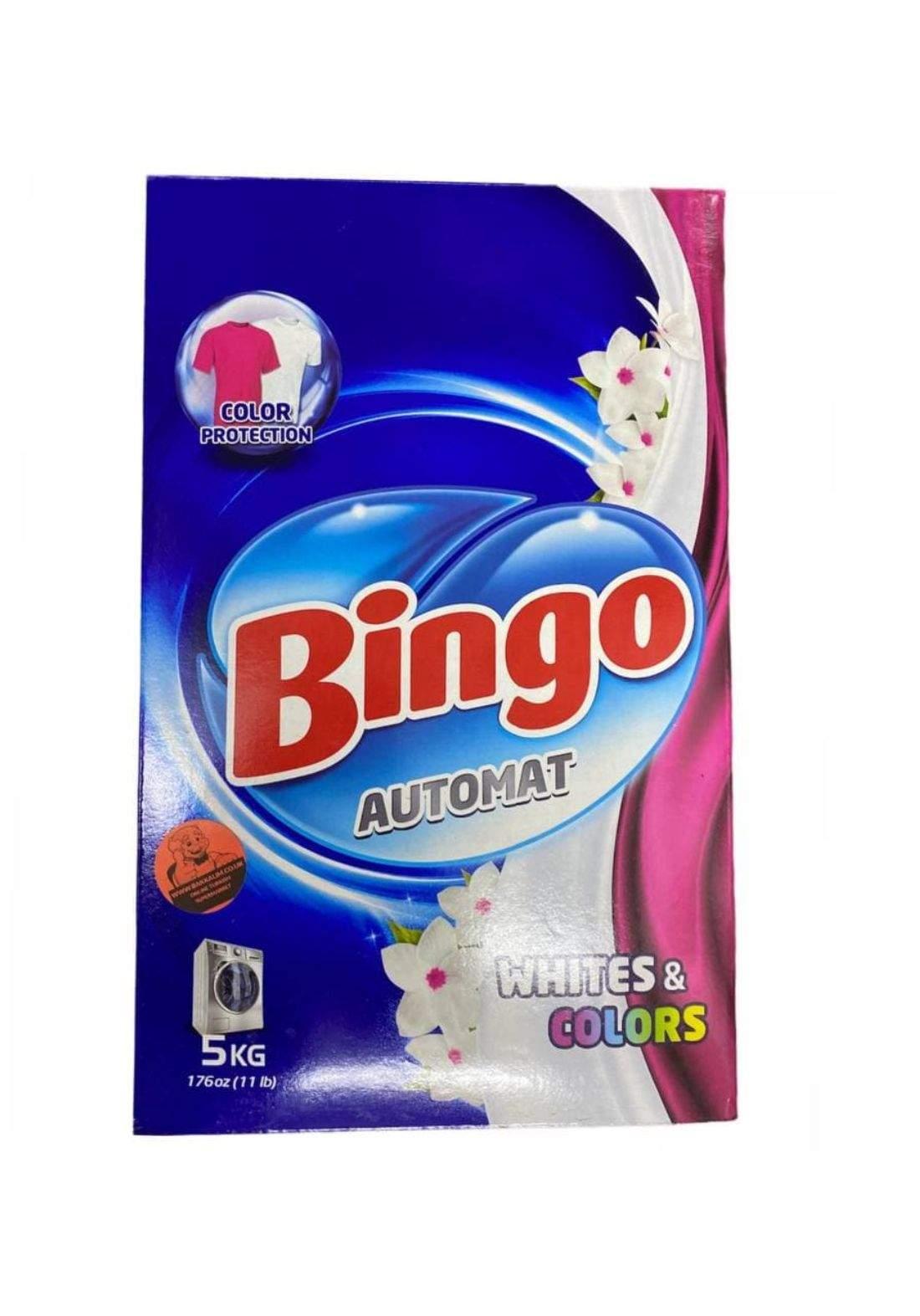 Bingo washing powder 5kg بينجو مسحوق غسيل