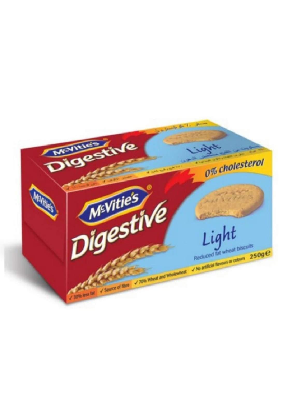 Digestive Biscuits Light  بسكويت لايت