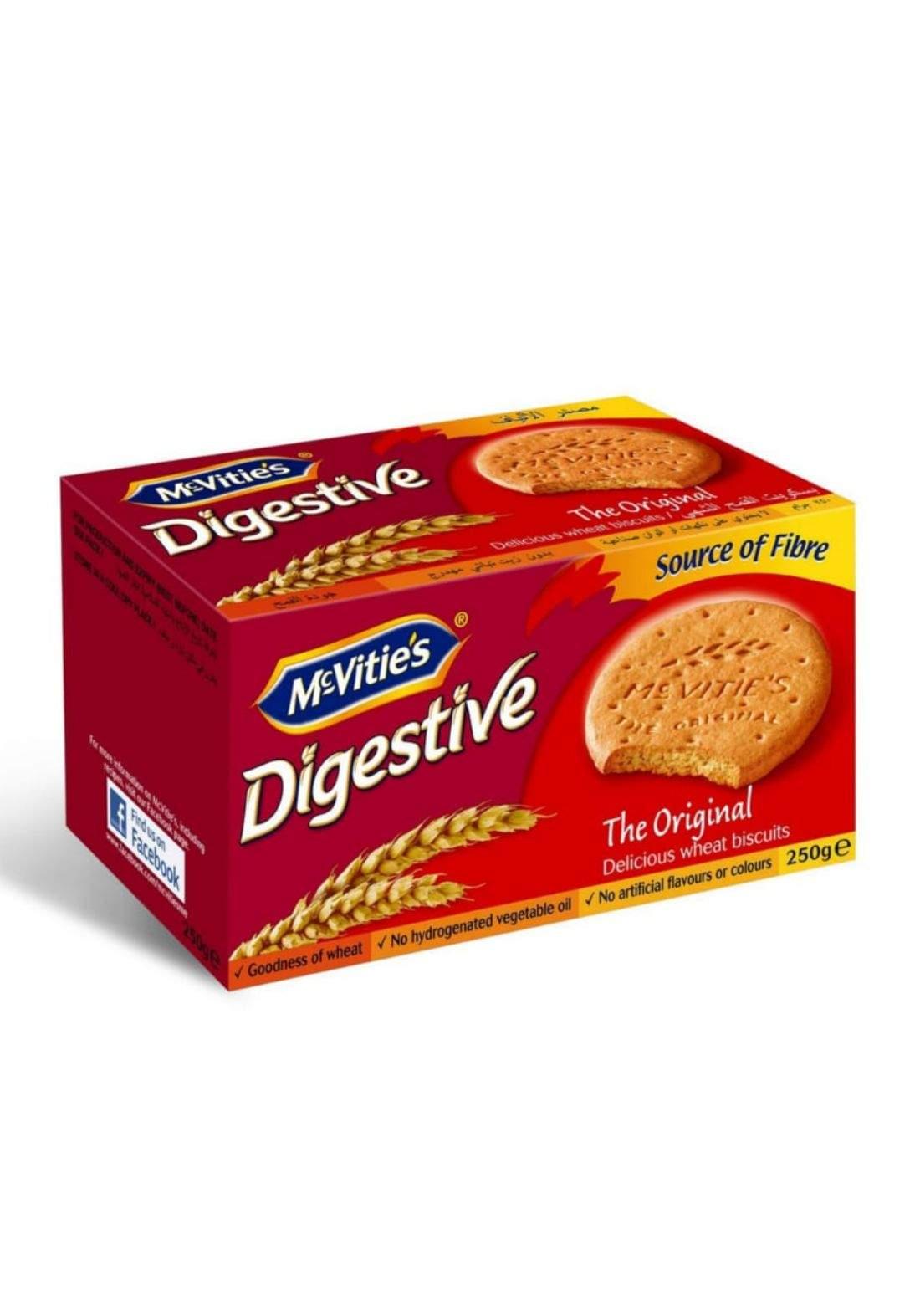 Digestive Biscuits بسكوت
