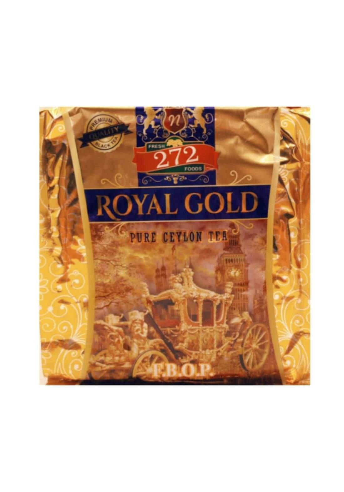 Royal Gold Tea شاي الذهب الملكي