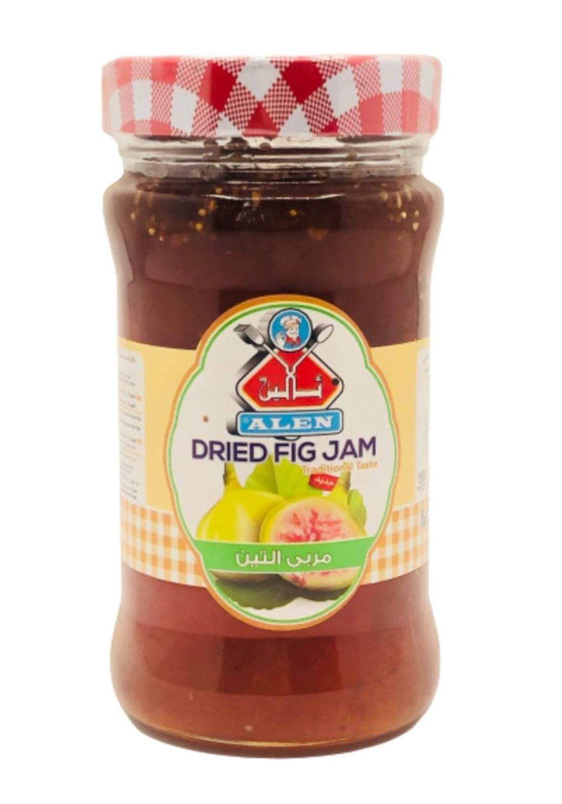 Alen dried flg jam 380g ئالين مربى التين