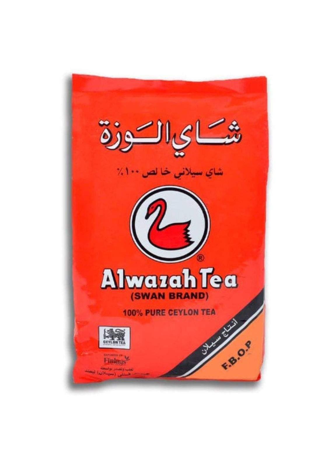 Alwazah tea 200g شاي الوزة