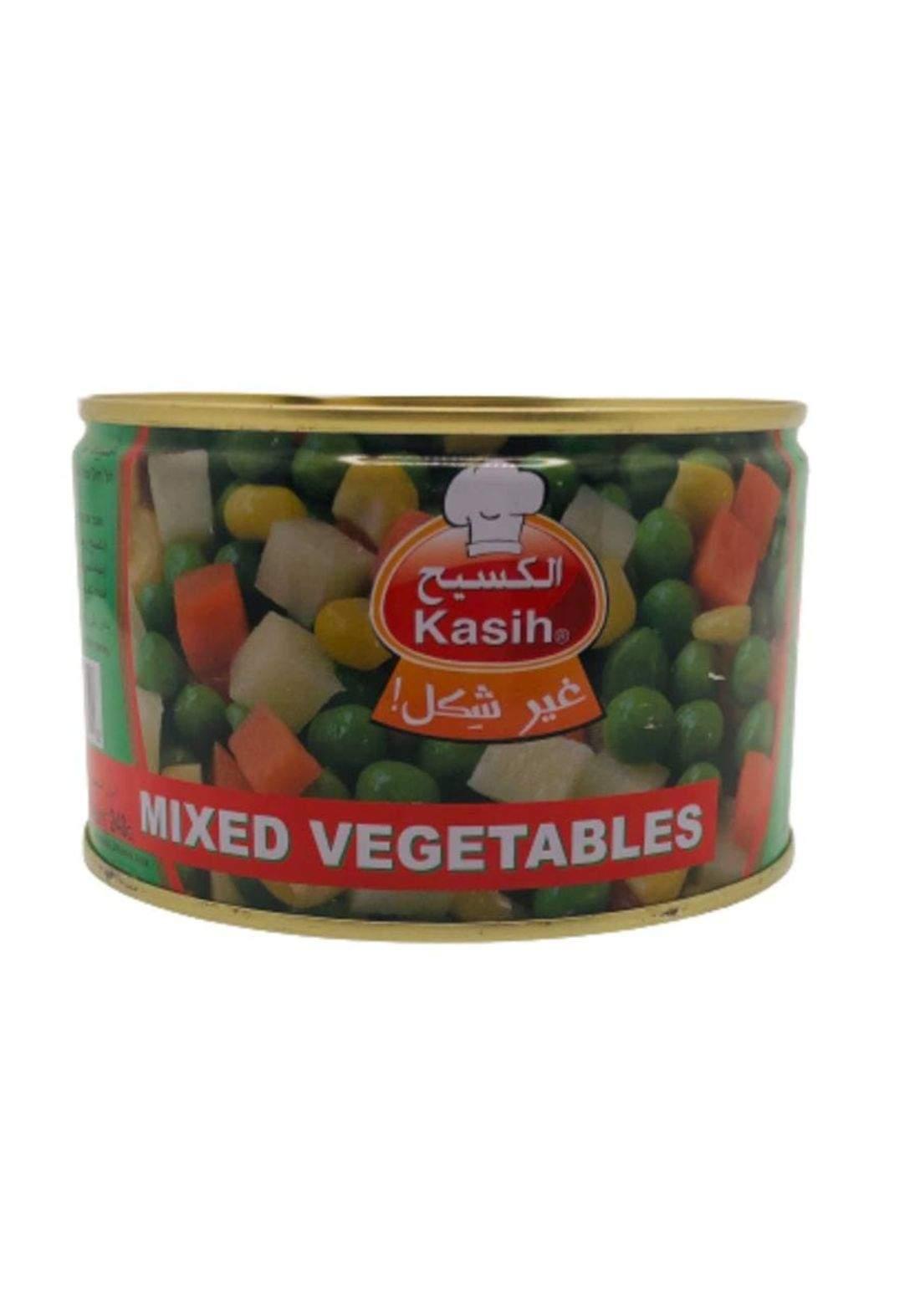 Kasih mixed vegetables 400g الكسيح خضار مشكل