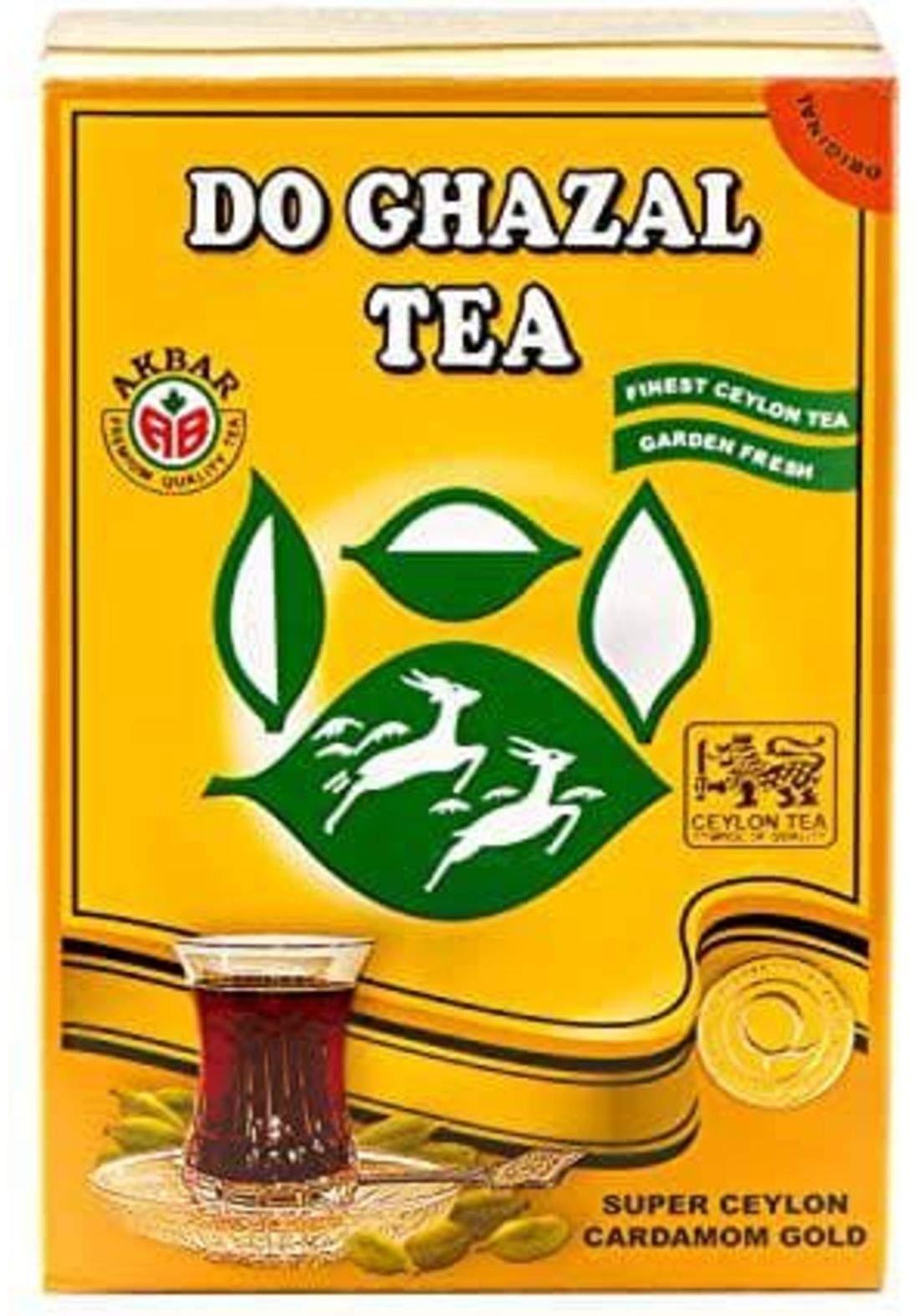 Alchazaleen tea 400g شاي الغزالين