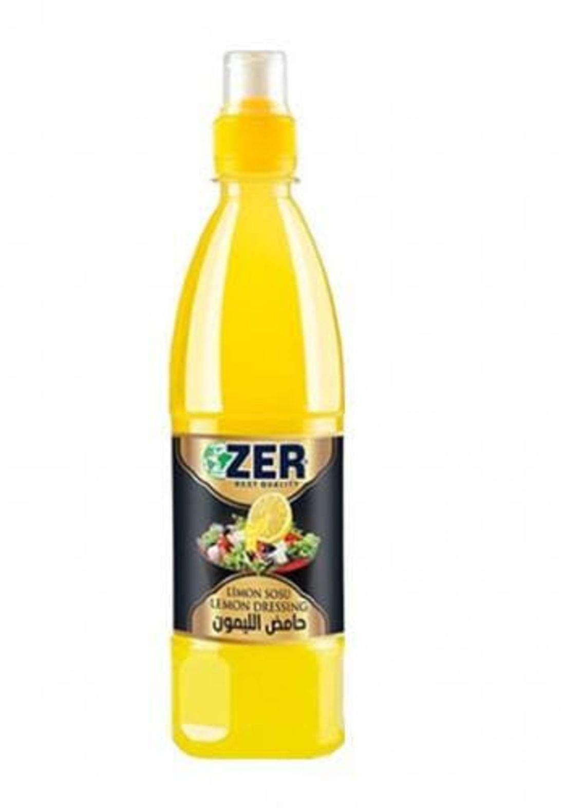 Zer lemon dressing 1000ml زير حماض الليمون
