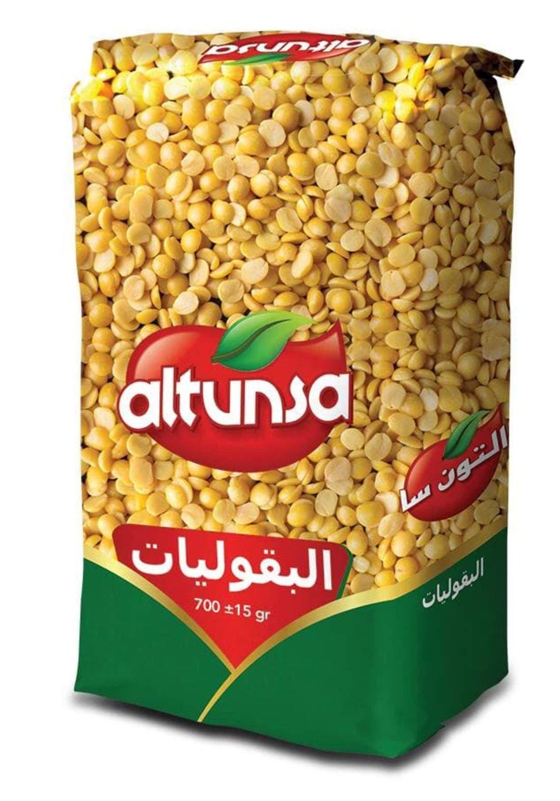 Altunsa 700g التون سا حمص مجروش