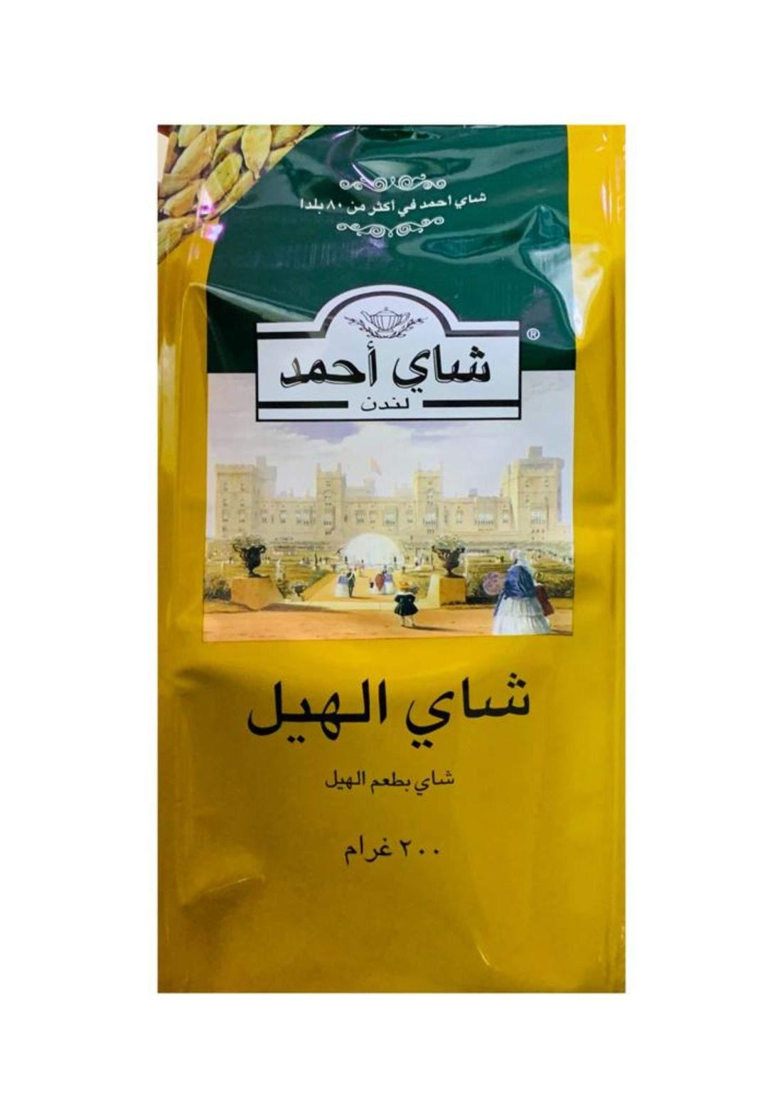 Ahmed Tea شاي احمد بالهيل 200 غم