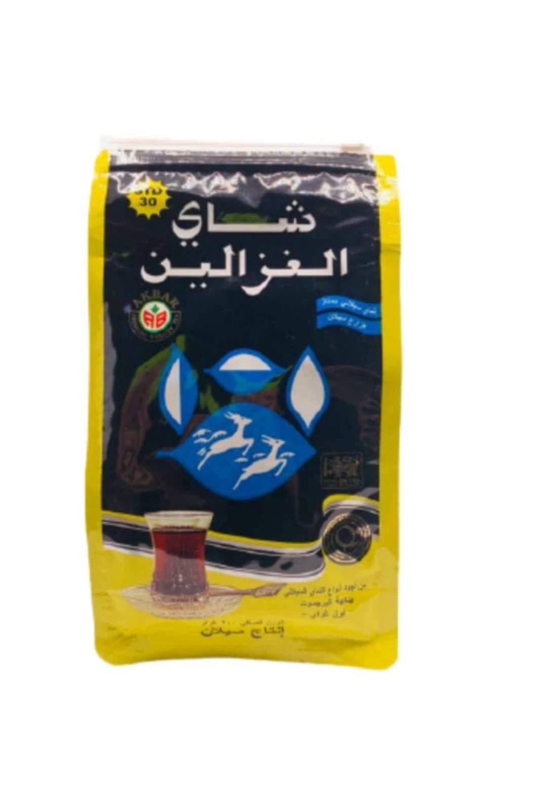 Aldhazaleen tea 200g شاي الغزالين