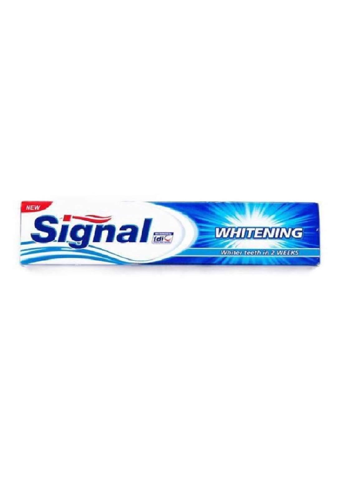 Signal tooth paste 100ml سكنل معجون اسنان