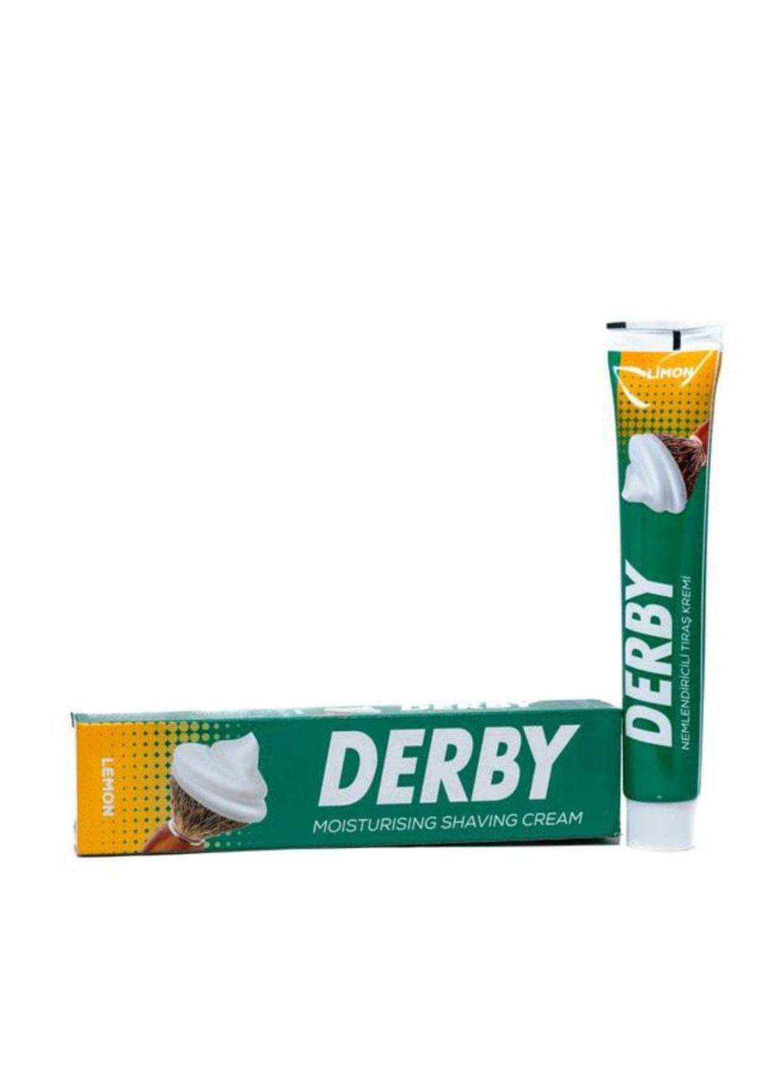 Derby shaving cream for sensitive skin 100g كريم حلاقة