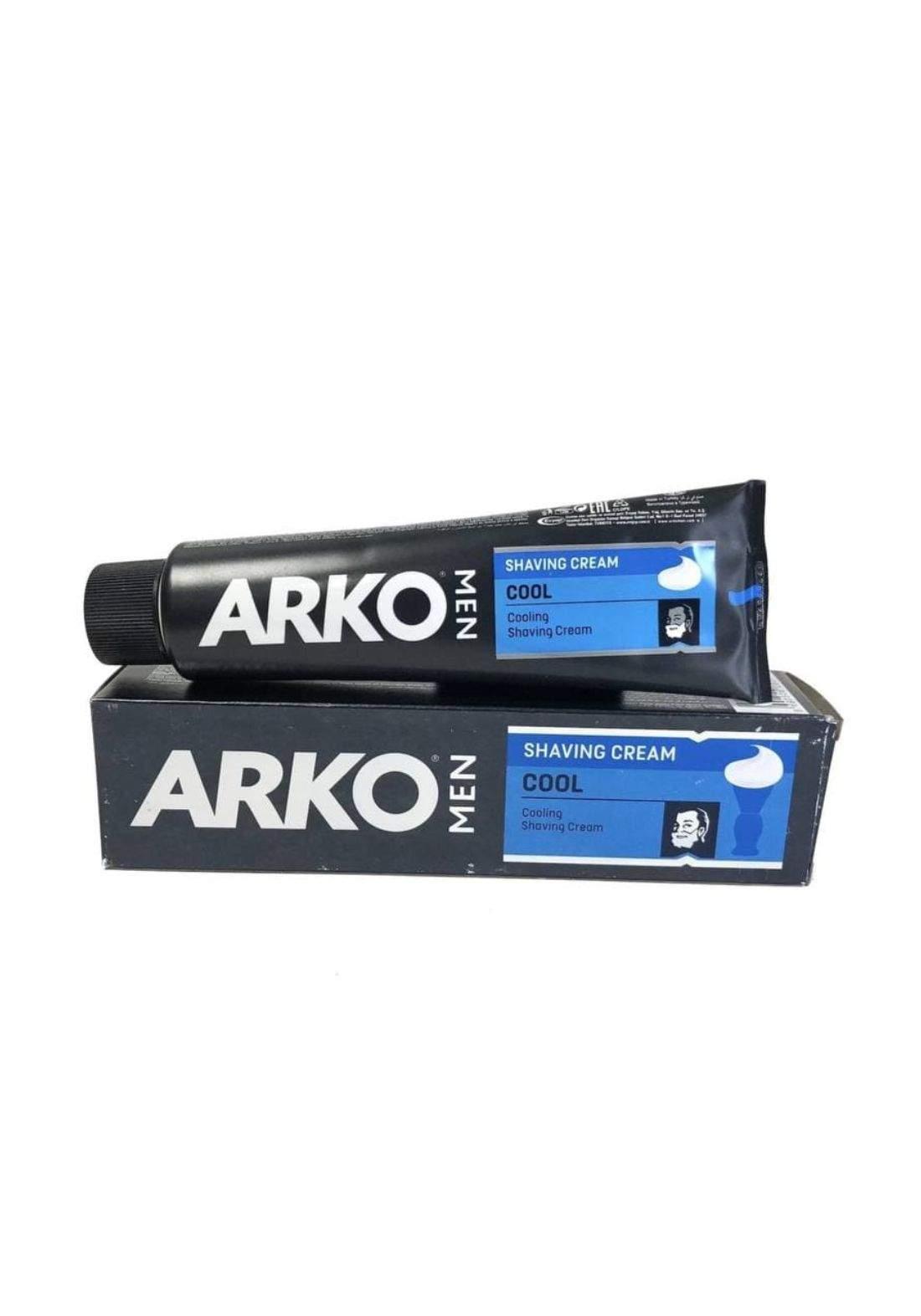 Arko shaving cream for sensitive skin 100g اركو كريم حلاقة