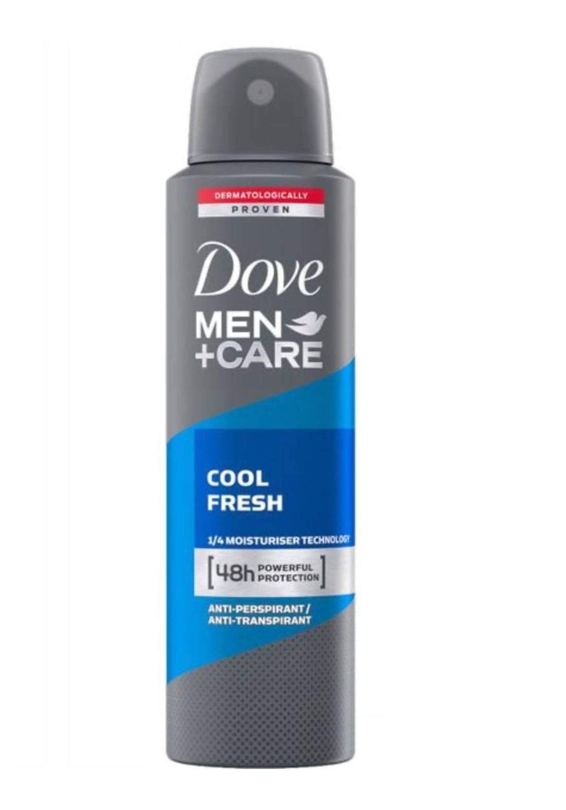 Dove men care ant-perspirant 250ml دوف مصاد تعرق